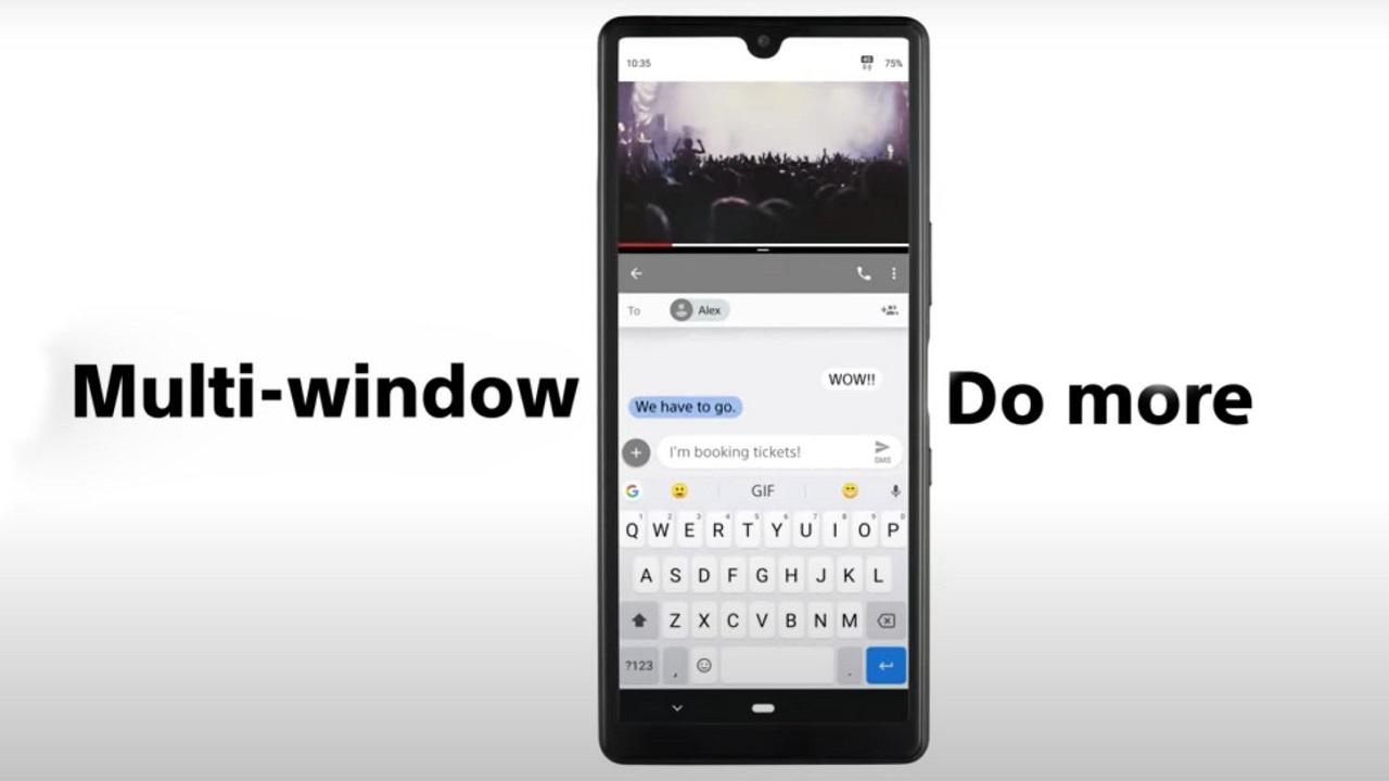 !!Wowed? Xperia L4 brings 21:9 display to mid-range phone, triple cameras